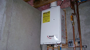 Anything plumbing water heater plumber