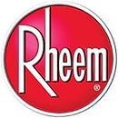rheem water heater plumber