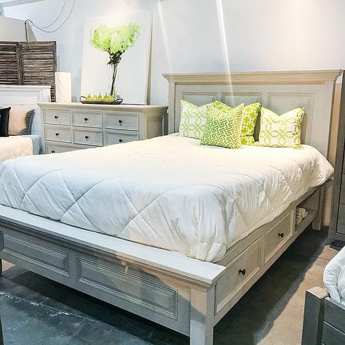 Monroe Queen Storage Bed