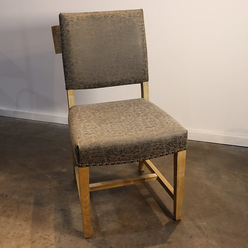 Nubuck Side Chair