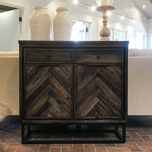 Chevron Cabinet - Small