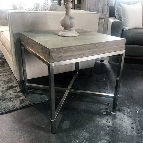 Sand End Table