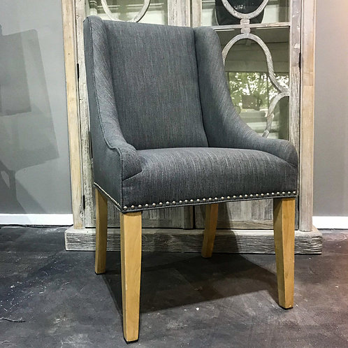 Slope Arm Dining Chair