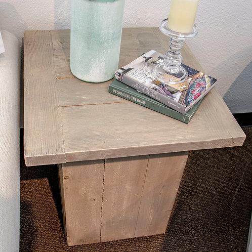 Plinth End Table