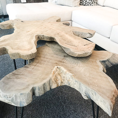 Driftwood Nesting Tables