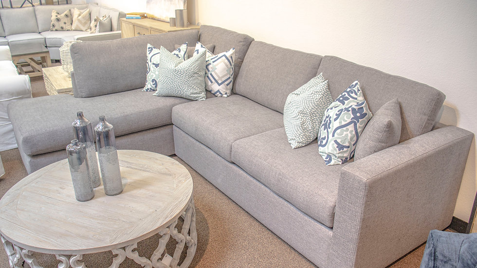 Hollister Sectional