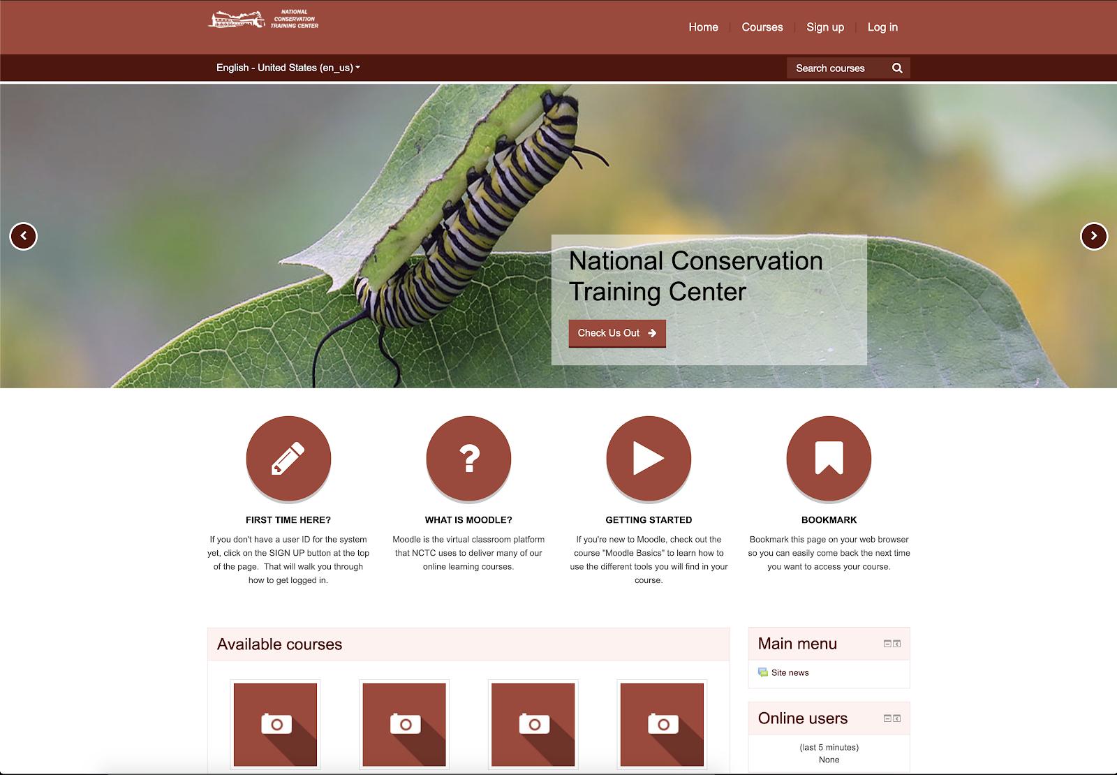 National Conservation Training Center