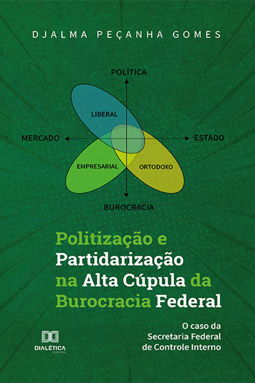 Politização e partidarização na alta cúpula da burocracia federal