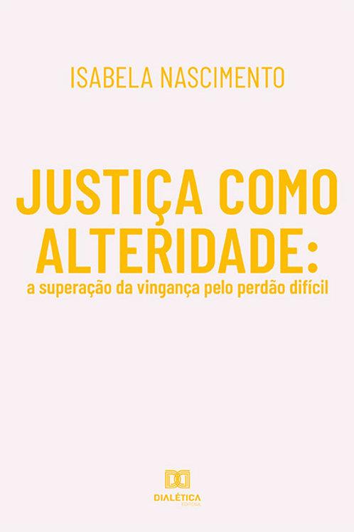 Justiça como alteridade
