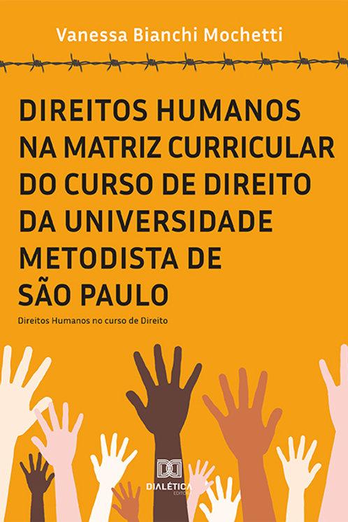Direitos Humanos na matriz curricular do curso de Direito
