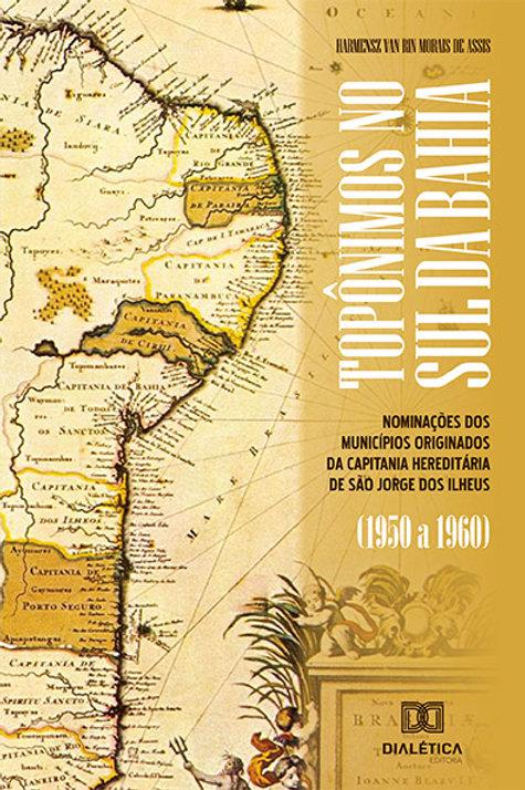 Topônimos no Sul da Bahia
