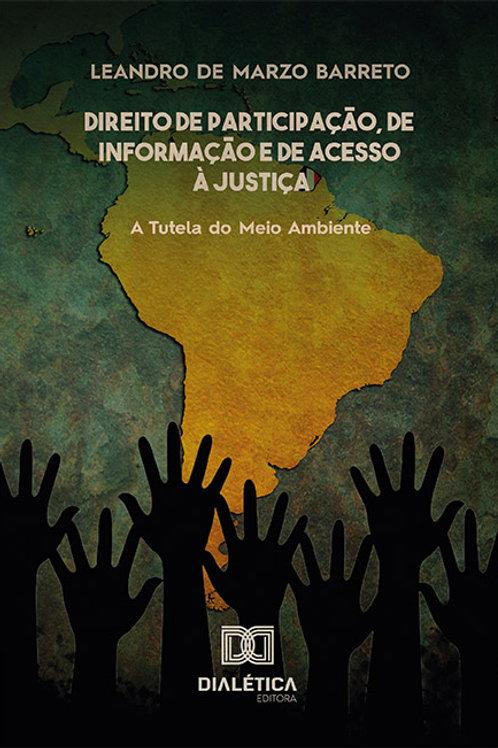 Direito de participação, de informação e de acesso à justiça