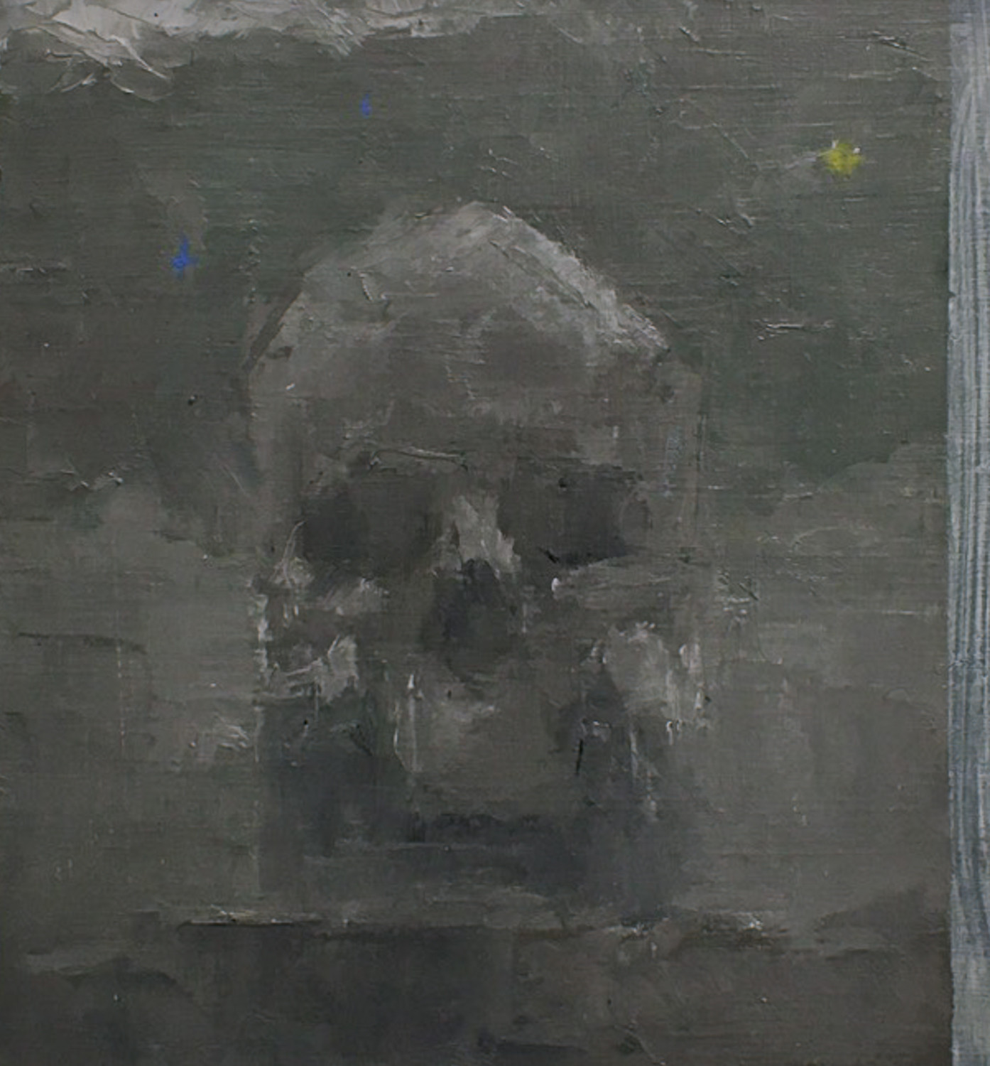 """Object, Oil on Panel, 13""""x13"""", 2020"""