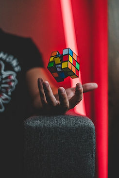 elevating-3x3-rubik-s-cube-on-person-s-p