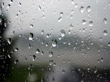 【雨の日に思うこと】