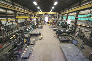 Complete Fabrication Fab Shop Services