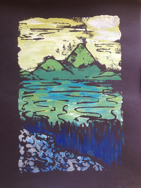 Custom Japanese Printmaking