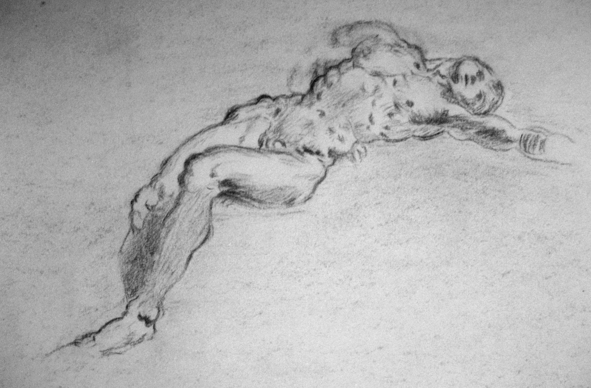 Tintoretto Study
