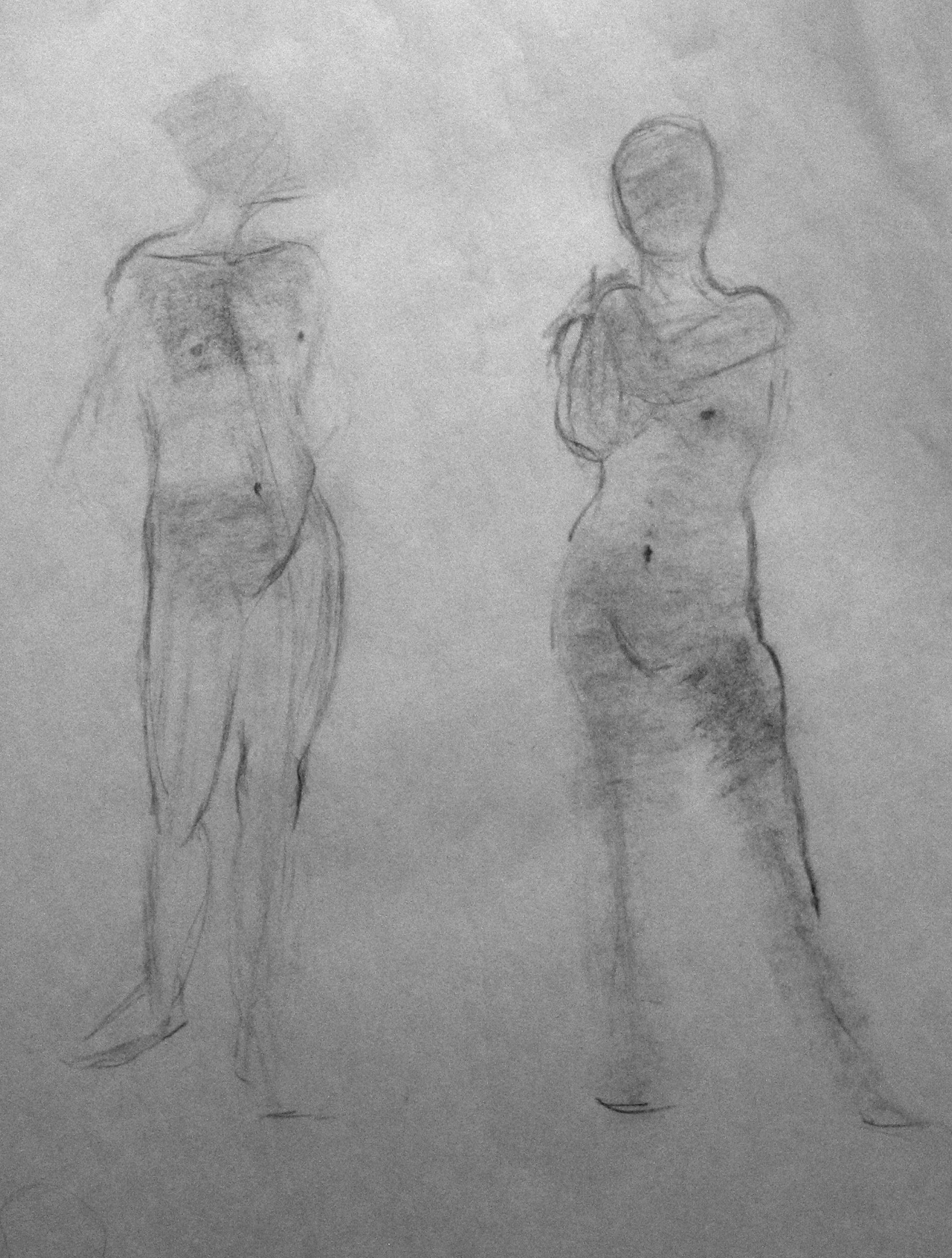 Linear and Cloudy Gestures