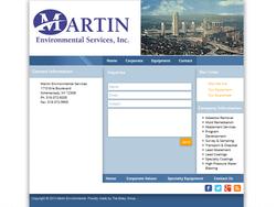 Martin Environmental Services, Inc.