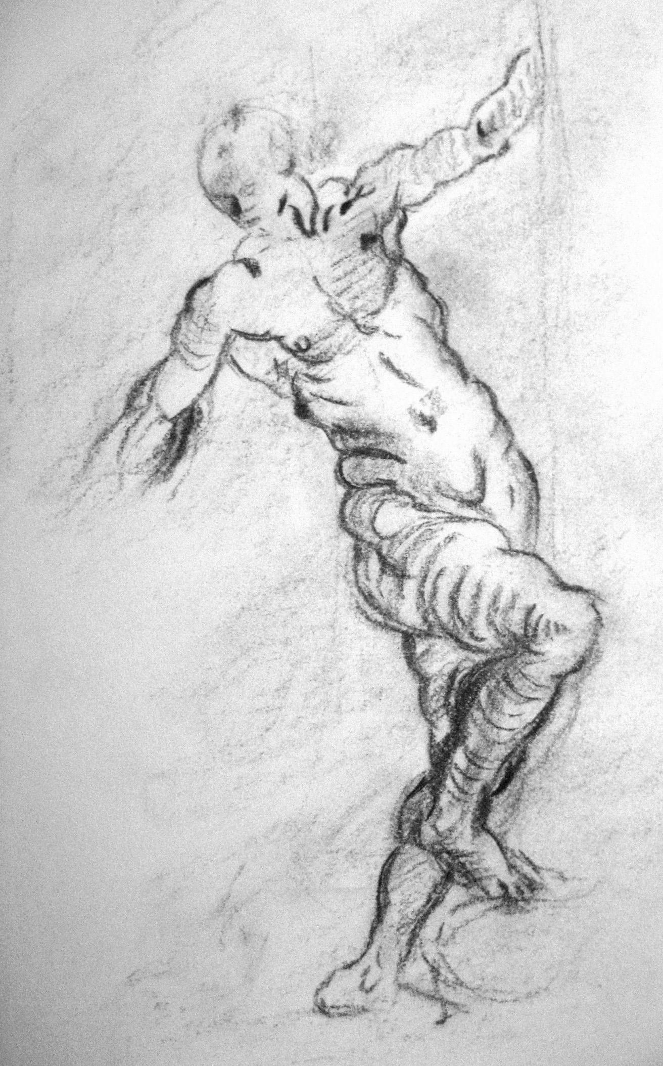 Tintoretto Study 3