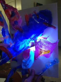 Custom Dale Chihuly Art Lesson