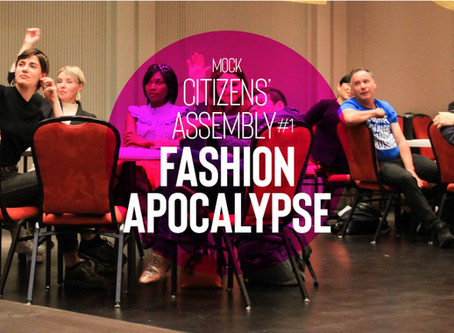 Citizens Assembly - Fashion Apocalypse