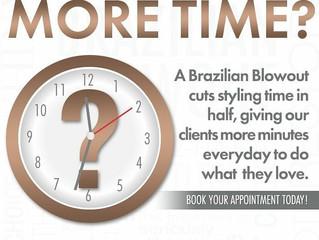 Tip Tuesday: Brazilian Blowouts