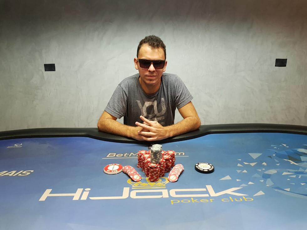 Campeão Super Freeroll 2K - Vitor