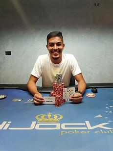 Campeão Freeroll 1.2K - Gustavo