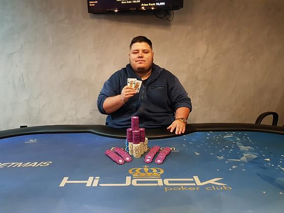 Campeão Crazy Jack 10k - Marcus Costa