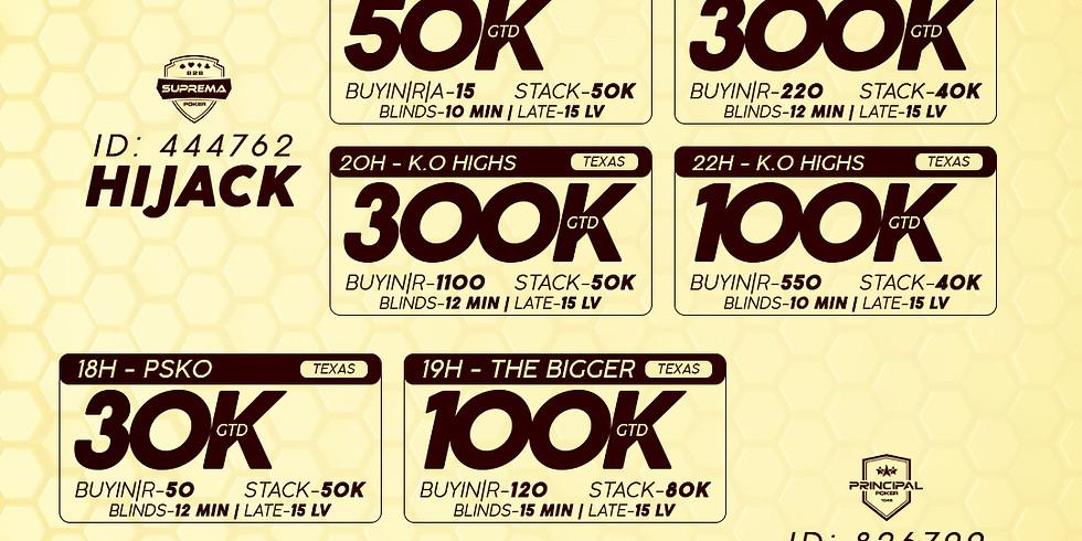 HIGHS 100K PROG. K.O.
