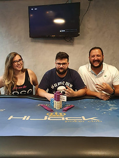 Campeão 15K Tormenta - Leo Ruiz