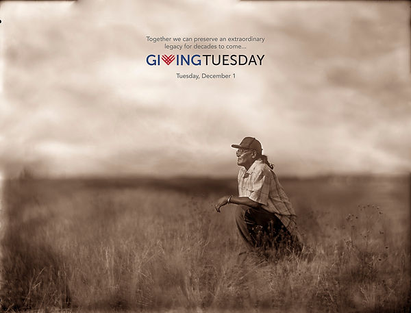 Peter VanDenBerg Giving Tuesday