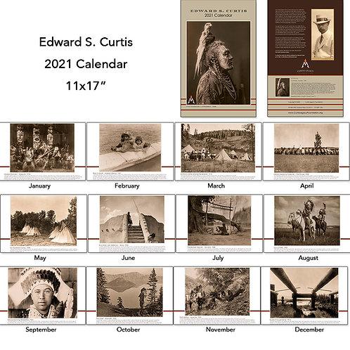 Curtis Legacy Foundation 2021 Calendar
