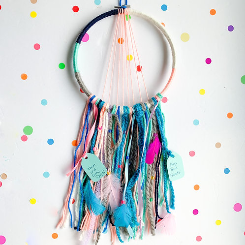 Wish Catcher Kit -Large Hoop