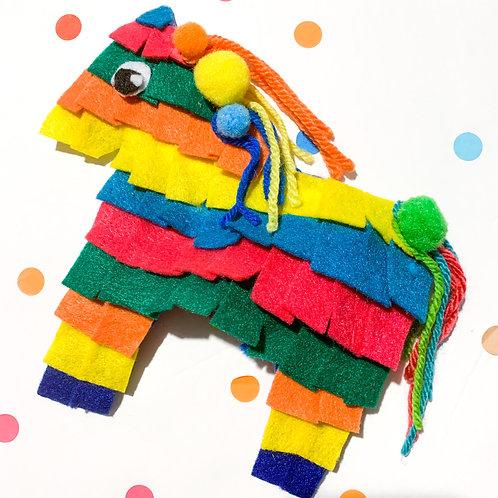 Felt Piñata Craft Kit
