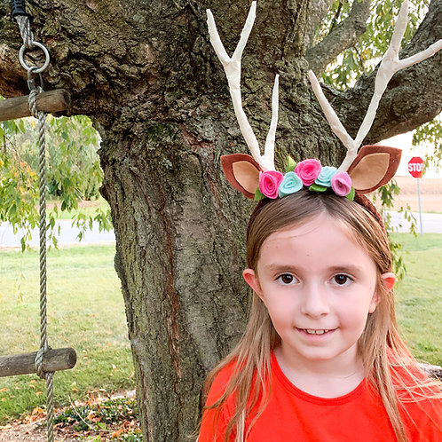 DIY Woodland Deer Headband - Take Home Kit