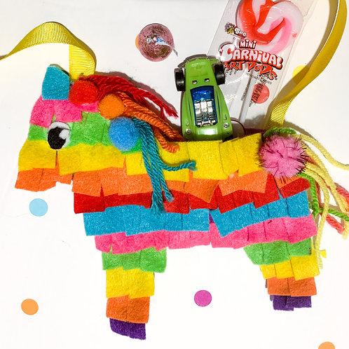 Felt Piñata Purse Craft Kit