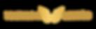 Logotipo Mafalda Leitão Asas Douradas