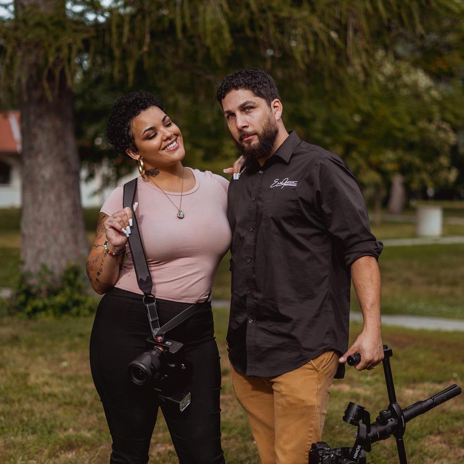 Eric Guerrero & Marisa Guerrero