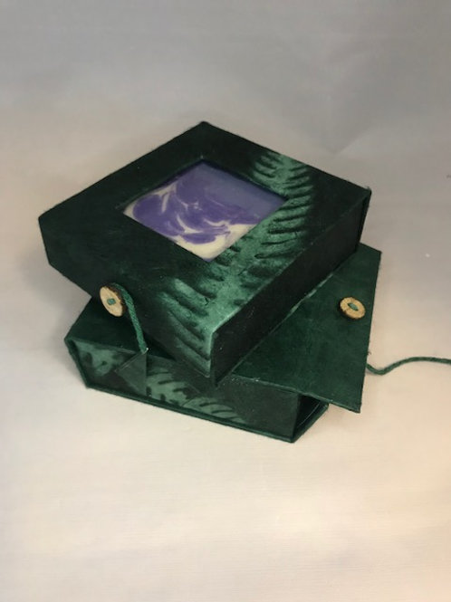 Emerald Green Gift Box