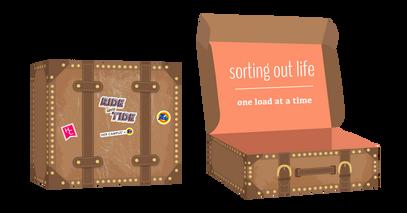 Tide Packaging Mockup