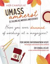 UMass Flyer