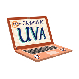 UVA Sticker