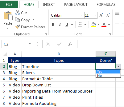 Excel Data Validation Drop Down List 4.PNG
