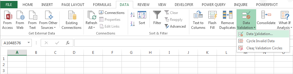 Excel Data Validation Drop Down List 2.PNG