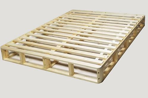 Heavy Duty Solid Hardwood Foundation