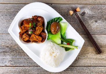 Vegetarianism In Aged Care – Asian Tofu With Bok Choy & Sweet Chilli Dressing