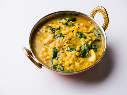 Winter Warmers: Vegetable And Lentil Curry